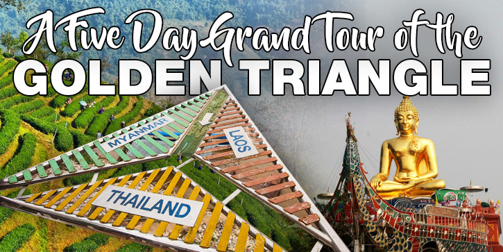 A Five Day Grand Tour Of The Golden Triangle