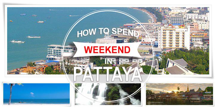 Weekend in Pattaya