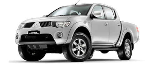 Car hire Mitsubishi Triton In Pattaya