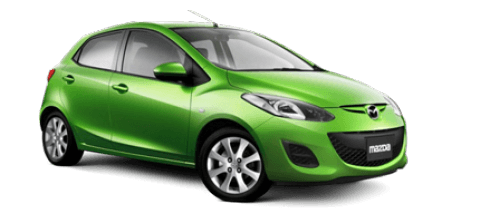 Car hire Mazda 2 In Pattaya