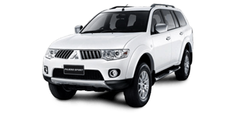 Car hire Mitsubishi Pajero In Pattaya