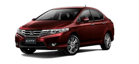 Car hire Honda City In Pattaya