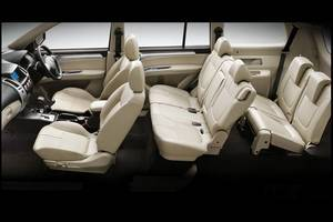 Rent a car Mitsubishi Pajero (13-15) - photo 15