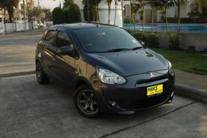Rent a car Mitsubishi Mirage (2014) - photo 1