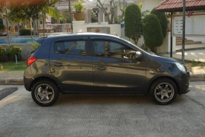 Rent a car Mitsubishi Mirage (2014) - photo 3