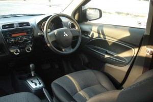 Rent a car Mitsubishi Mirage (2014) - photo 10