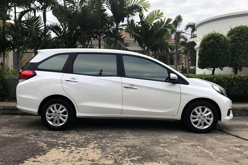 Car Rental New Honda Mobilio 17 18 In Pattaya
