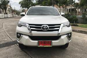 Rent a car NEW Toyota Fortuner (17-18) - photo 2