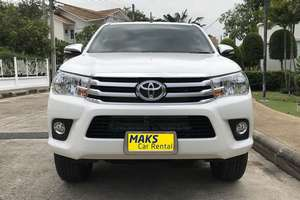 Rent a car NEW Toyota Hilux (17-18) - photo 2